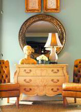 金色饰家优雅的奢华 无法替代的华贵气质