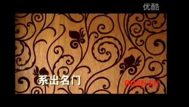 2012年柔然广告片15秒